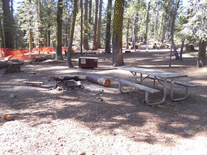 Crane Flat Site 422