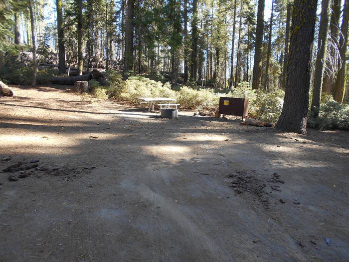 Crane Flat Site 428