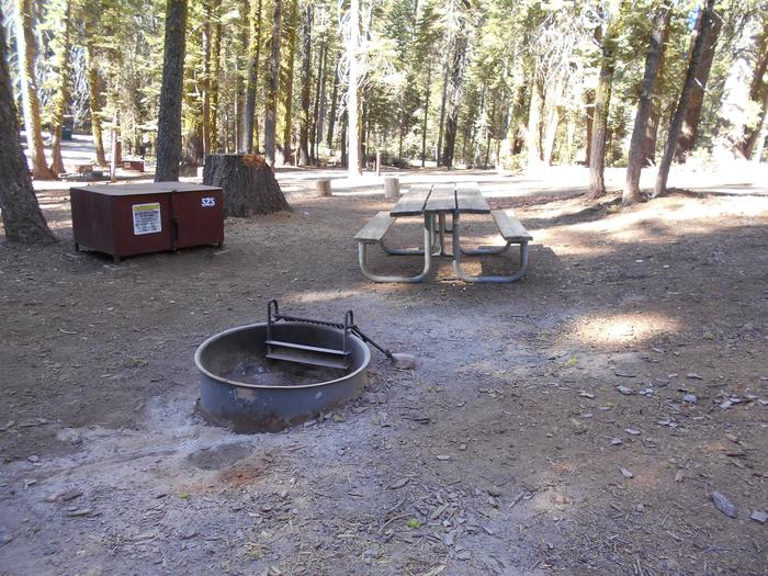 Crane Flat Site 525