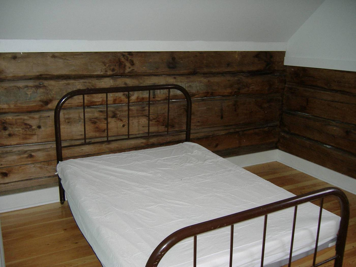 First Upstairs Bedroom - Double bed