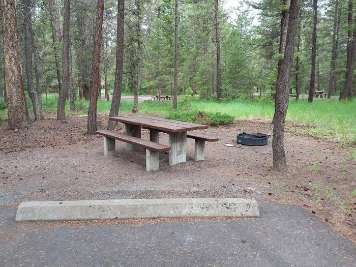 site 10 -TableRexford Bench Site 10
