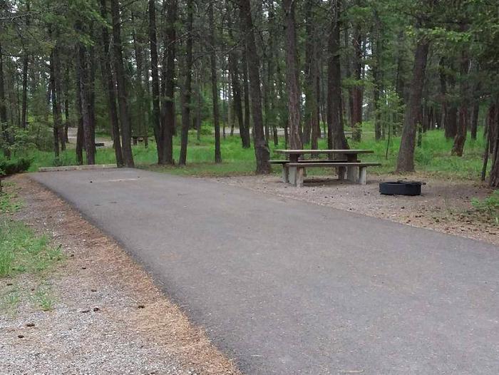 Site 27Rexford Bench site 27