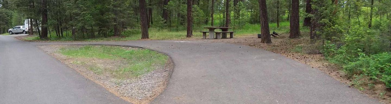 Site 14Rexford Bench Site 14