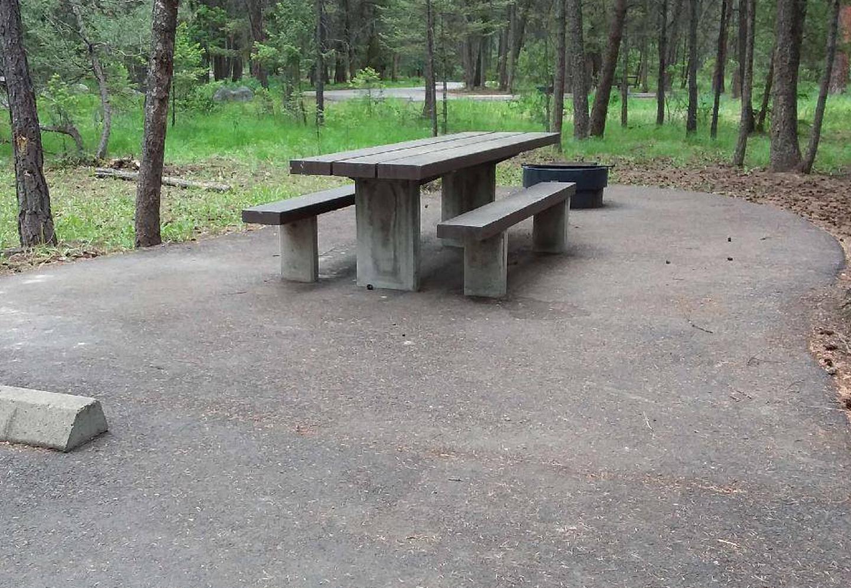 Site 33Rexford Bench Site 33