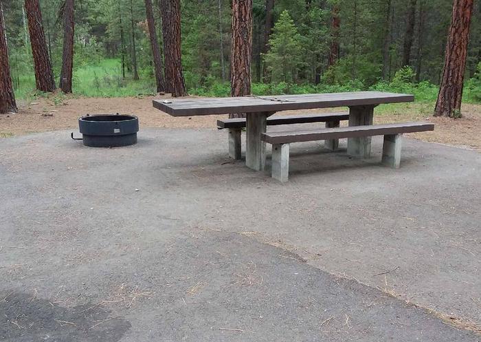 Site 52Rexford Bench Site 52