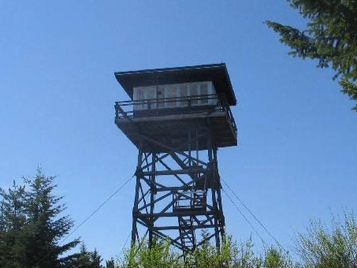 Preview photo of Yaak Mtn. Lookout Rental