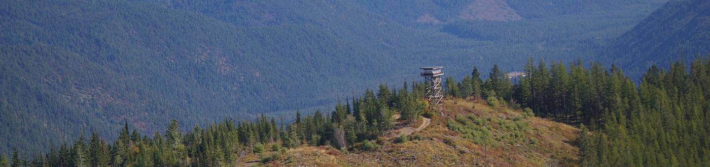 Yaak Mountain Lookout