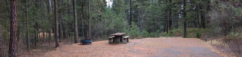 Site 43Rexford Bench Site 43
