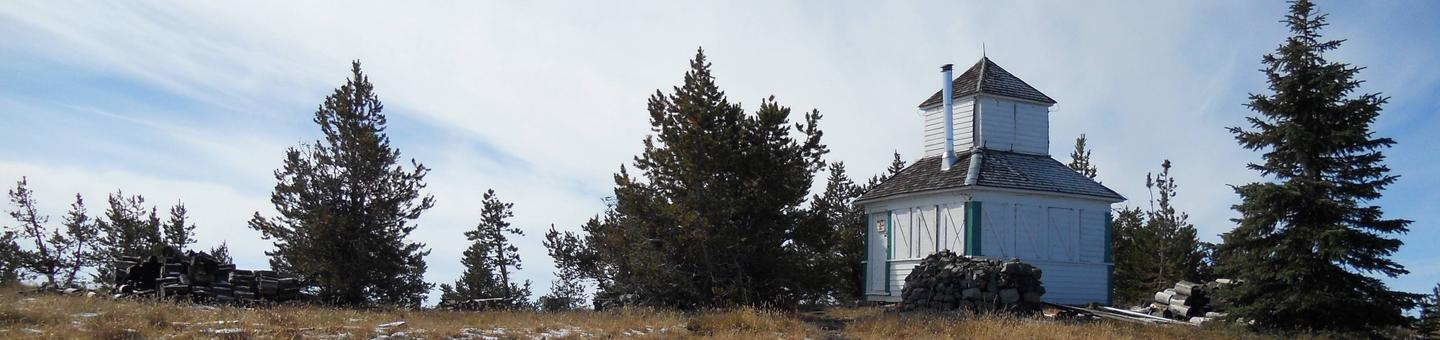 McGuire Mountain Lookout