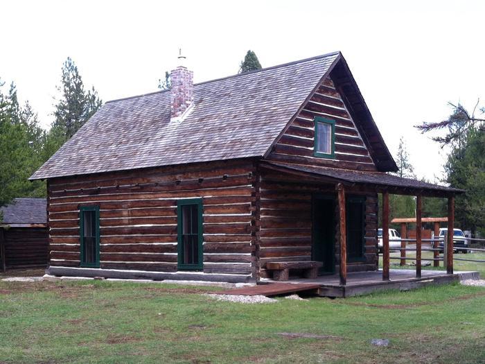 Fairview Ranger Station