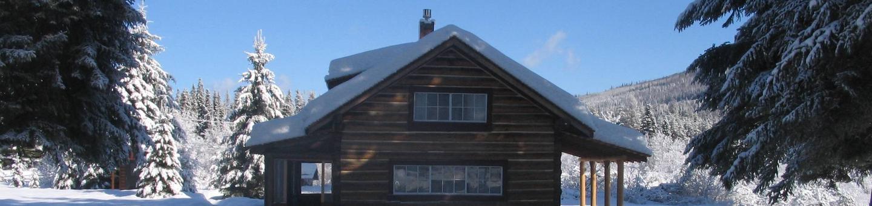 Upper ford Cabin
