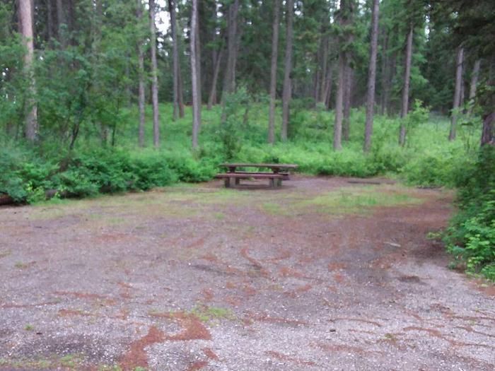N. Dickey Lake Site 3