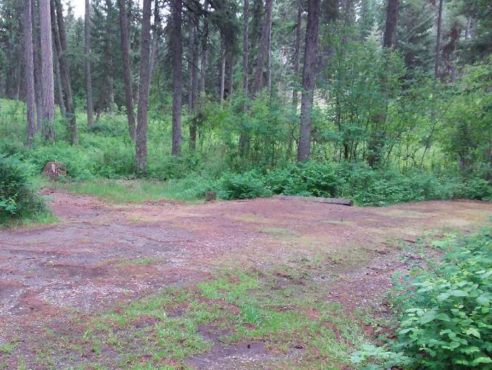 N. Dickey Lake Site 5