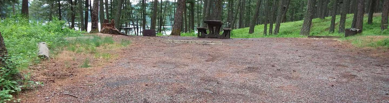 N. Dickey Lake Site 8