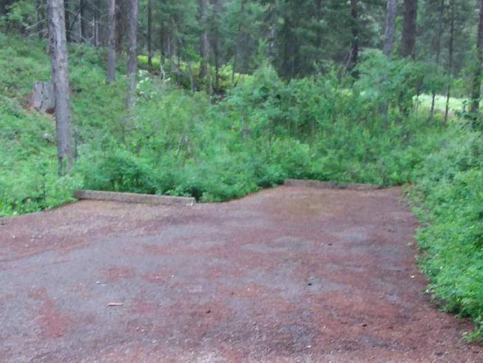 N. Dickey Lake Site 12