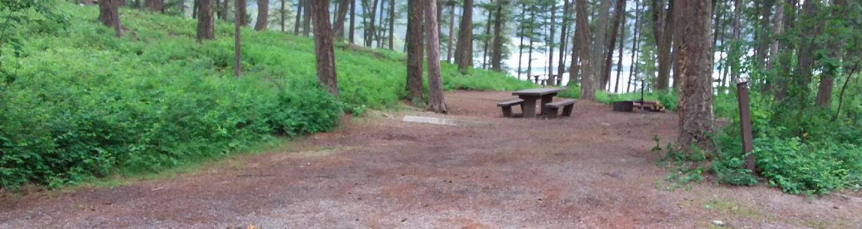 N. Dickey Lake Site 13