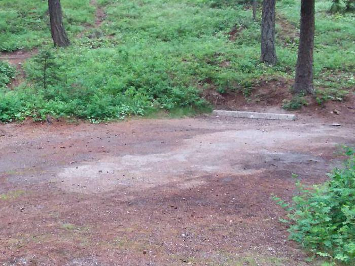 N. Dickey Lake Site 14