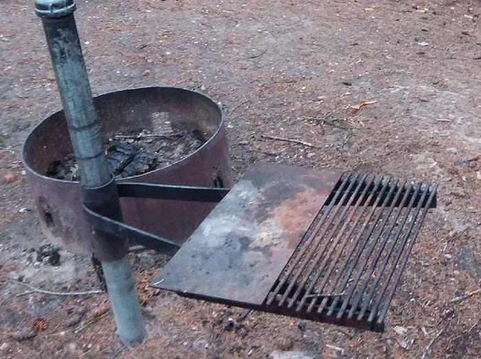 N. Dickey Lake Site 14-fire ring
