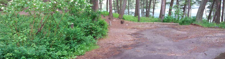N. Dickey Lake Site 15