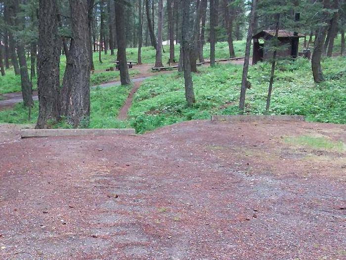 N. Dickey Lake Site 17