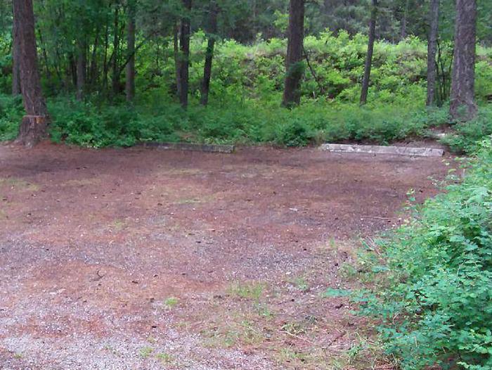N. Dickey Lake Site 18