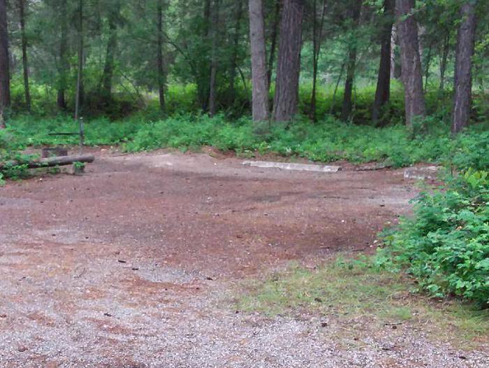 N. Dickey Lake Site 19