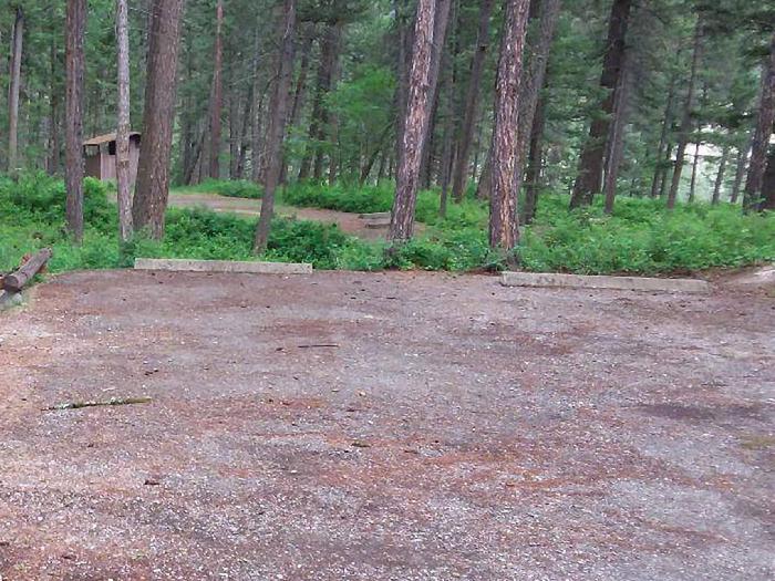 N. Dickey Lake Site 20