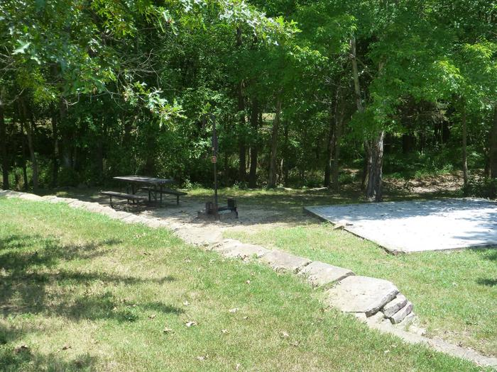 Tyler Bend Campground Host Site #2-1Tyler Bend Campground Host Site #2
