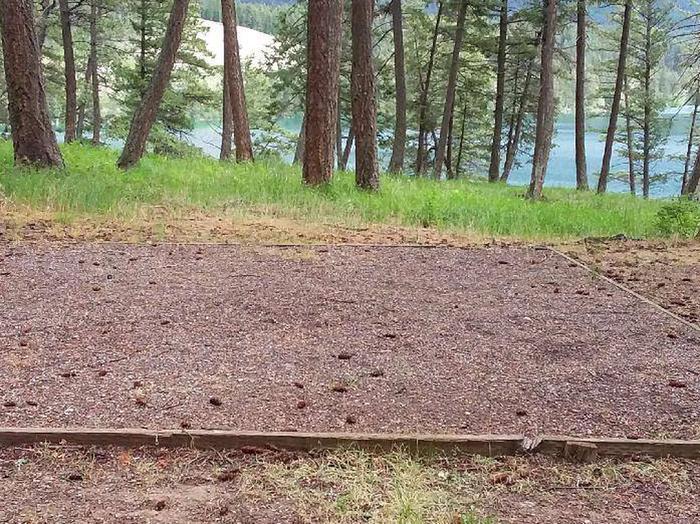 N. Dickey Site 23-tent pad
