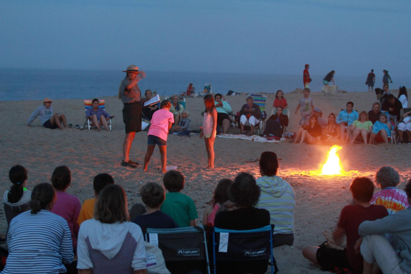 Make sure to participate in one of the many programs that are offered by the Cape Cod National Seashore during your stay!