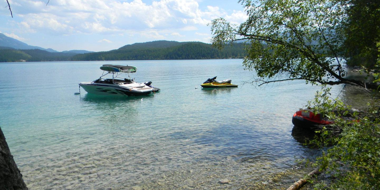 N. Dickey Lake-Lake