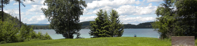 S. Dickey Lake Day Use