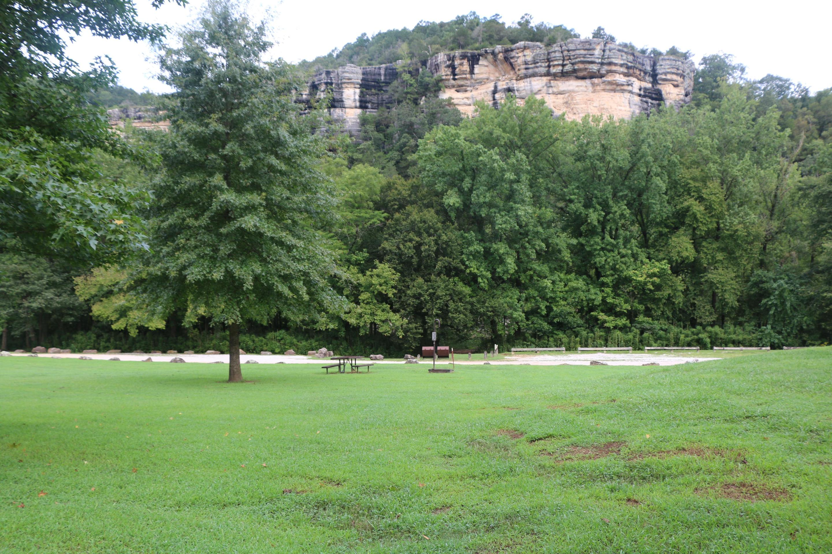 Kyle's Landing CampgroundKyles Landing is a great spot to camp along the Buffalo River.