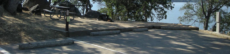 Island Park CampgroundCampsite #9 - ELECTRICAL SITE