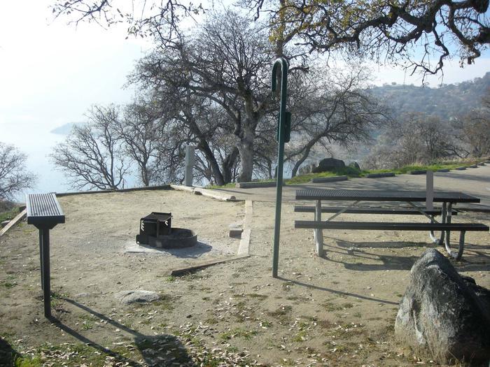 Site #9 Tent Pad