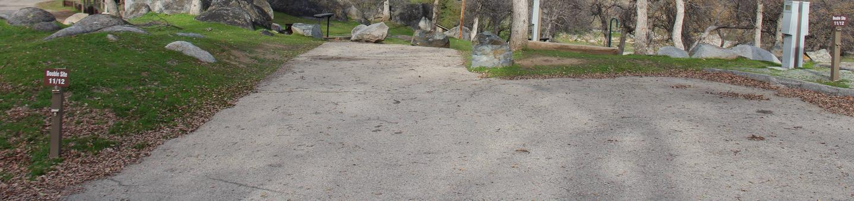 Island Park CampgroundCampsite #11/12 - ELECTRICAL SITE