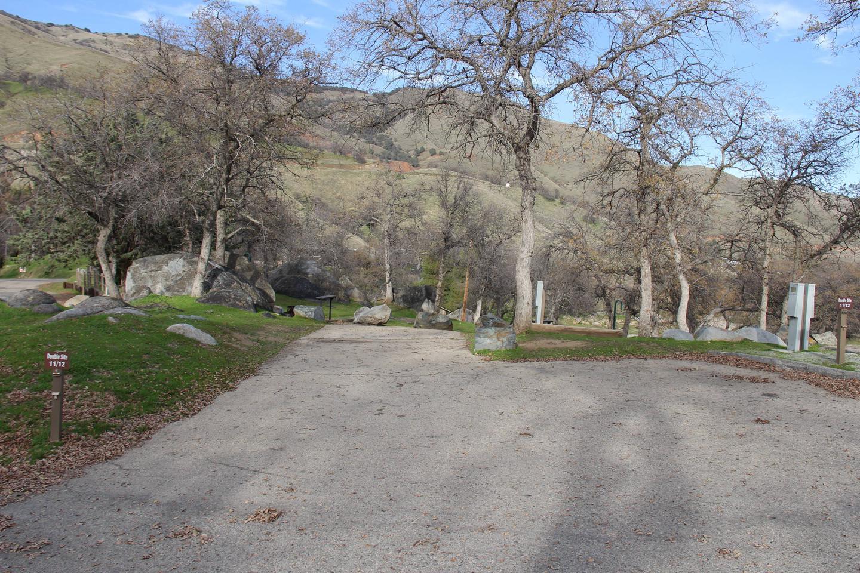Site #11/12 Parking