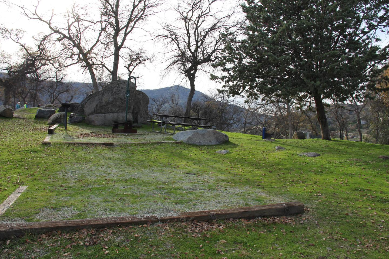 Site #12 Tent Pad