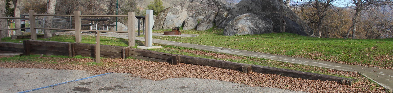 Island Park CampgroundCampsite #13 - ELECTRICAL SITE - ADA ACCESSIBLE