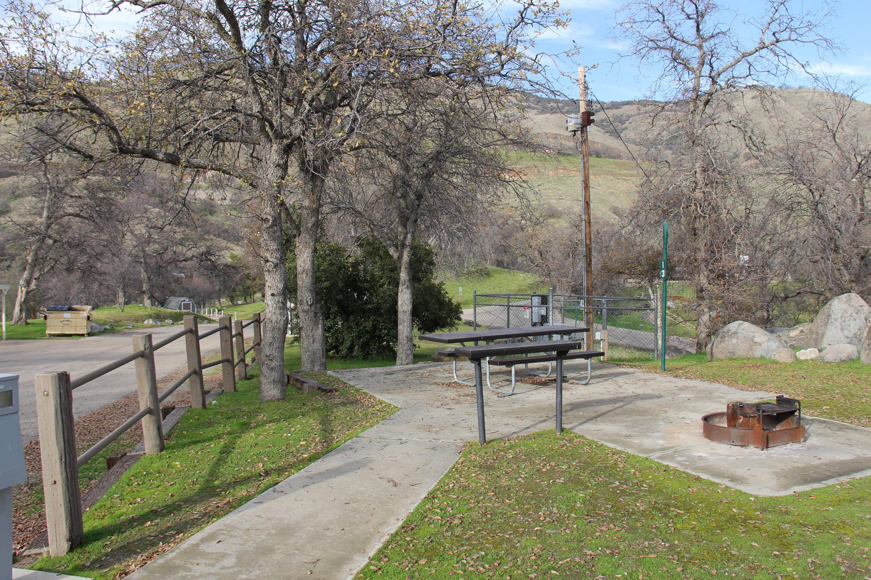Site #13 Tent Pad