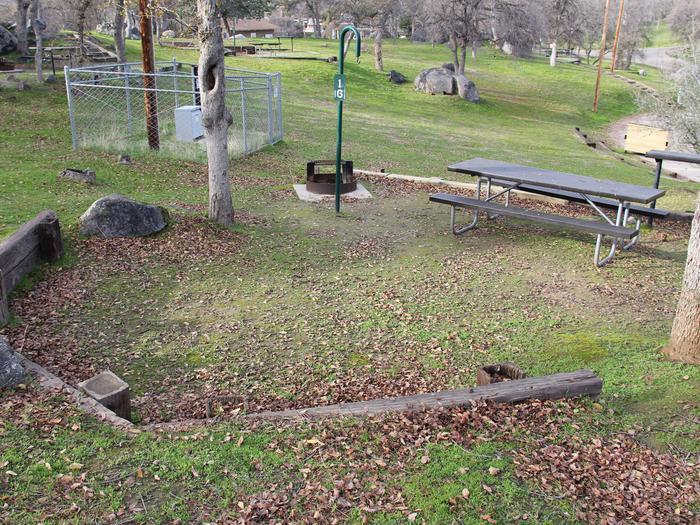 Island Park CampgroundCampsite #16 - ELECTRICAL SITE