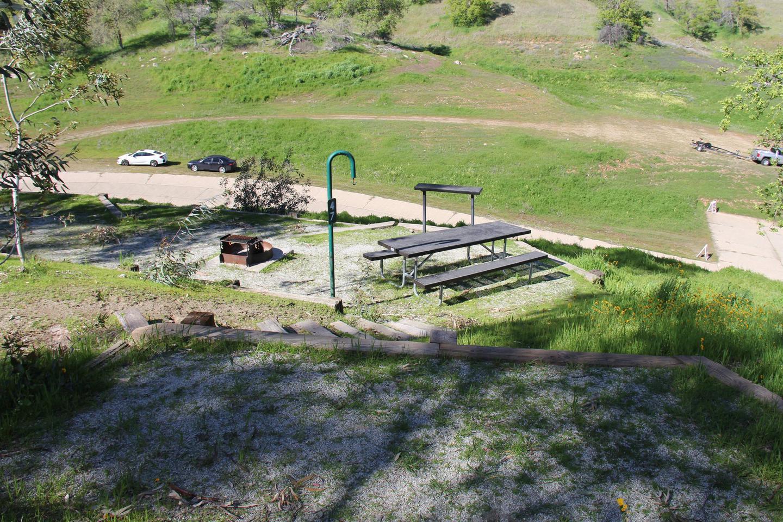 Site #47 Tent Pad