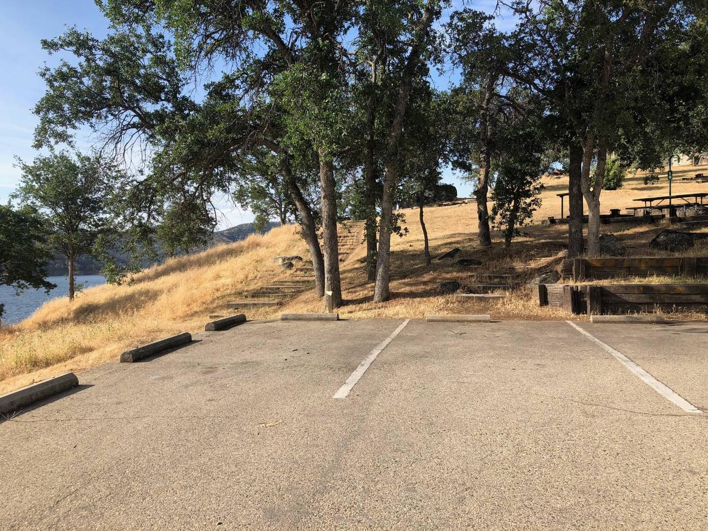 Site #21 Parking