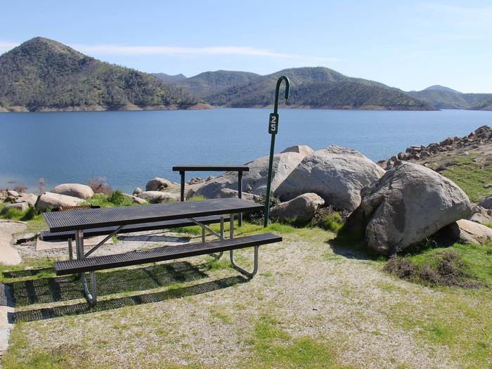 Island Park CampgroundCampsite #25 - NON ELECTRIC