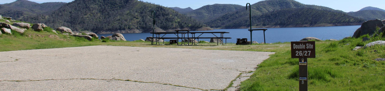Island Park CampgroundCampsite #26/27 - NON ELECTRIC