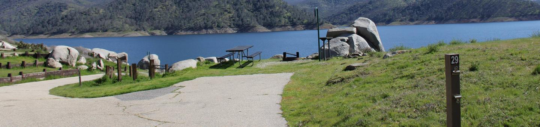 Island Park CampgroundCampsite #29 - NON ELECTRIC
