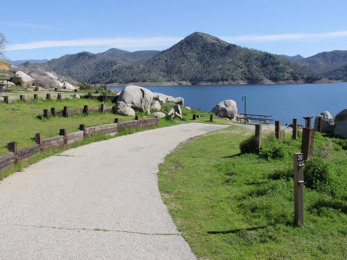 Island Park CampgroundCampsite #30 - NON ELECTRIC