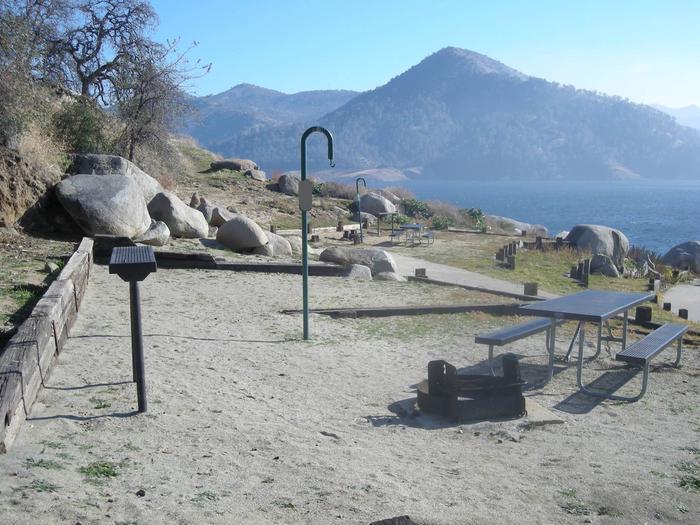 Site #32 Tent Pad