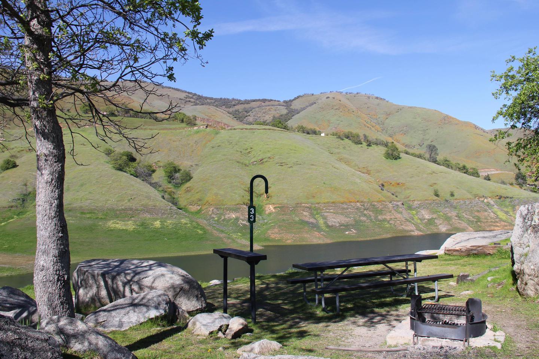 Site #33 Tent Pad