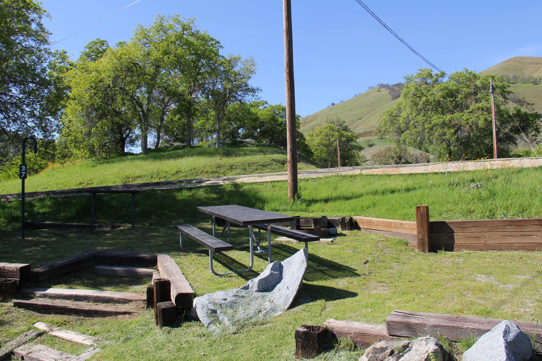 Site #37 Tent Pad